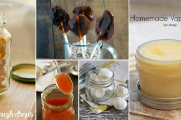 Homemade Health Remedies