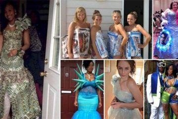 Horrible Prom Dresses