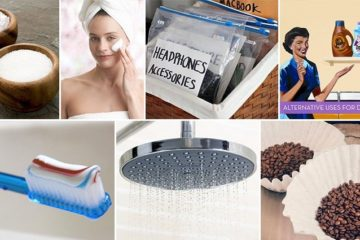 Household Items Secret Uses