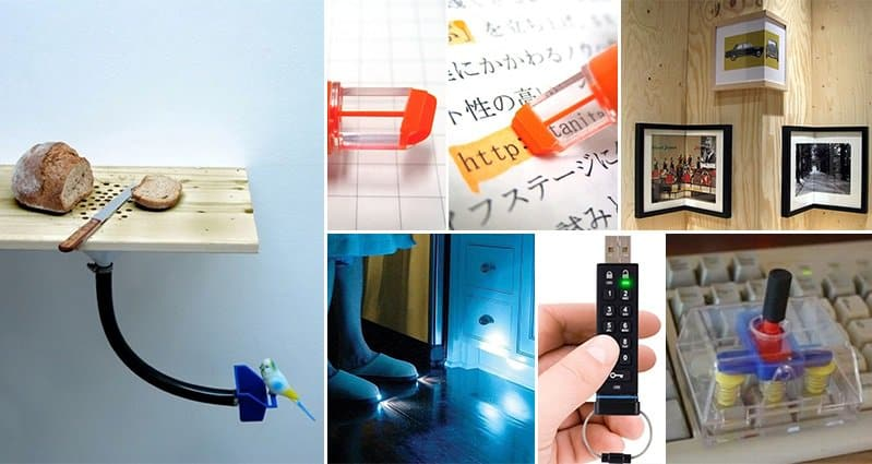 12 cool inventions you 39 ll want to get your hands on right now for Diy inventions household items