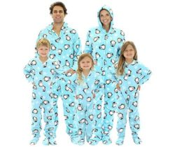 Matching Family Penguin Onesies