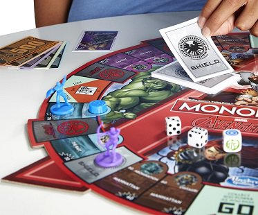Monopoly Avengers Edition