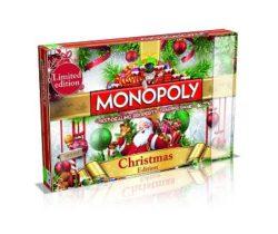 Monopoly Christmas Edition