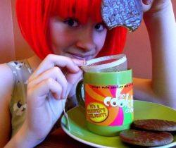 Mug Cookie Catcher