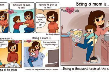 Natalia Sabransky Mom Problems