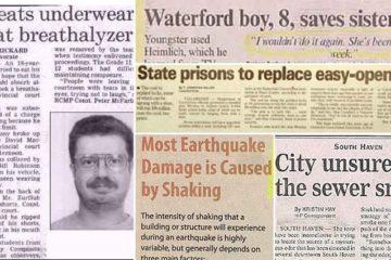 Newspaper Headlines Unintentionally Funny