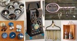 Organize Jewelry Tips
