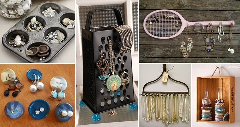 Organize Jewelry Tips