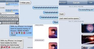 People Win Replies Texting