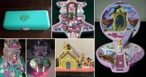 Polly Pocket Sets