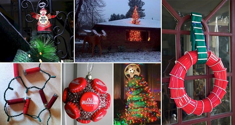 15 Intriguing Redneck Christmas Hacks