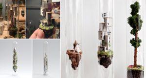 Rosa De Jong Test Tubes Tiny Worlds