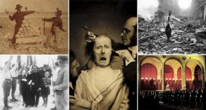 Scary Old Creepy Vintage Photos