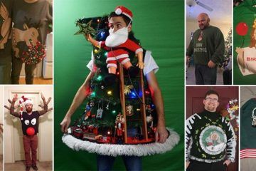 Stand Out Ugly Christmas Sweaters