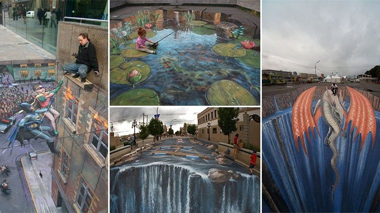 Street Art Illusions