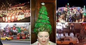 Taking Christmas Too Far