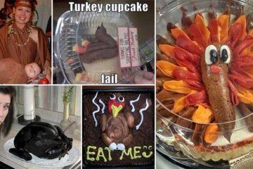 Thanksgiving Fails