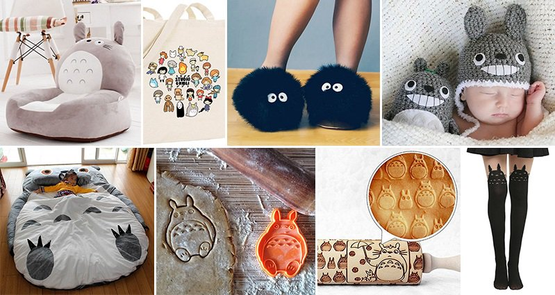 14 Awesome Holiday Gift Ideas For  Totoro  Lovers Everywhere 3fda8a8131
