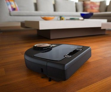 Wi-Fi Enabled Robot Vacuum