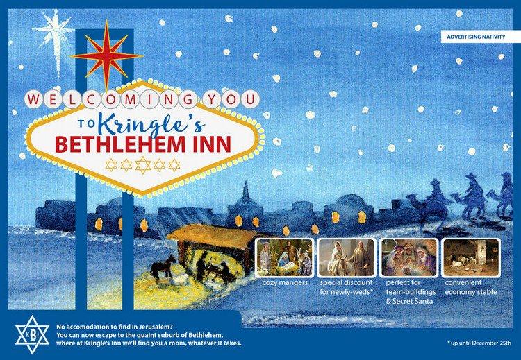 ancient bethlehem tourism ad