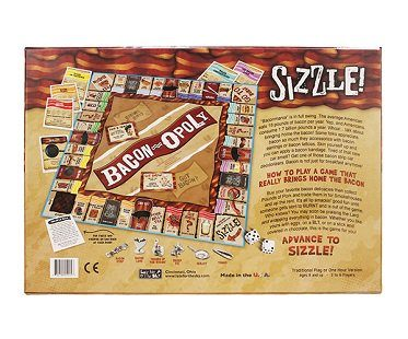 bacon-opoly box
