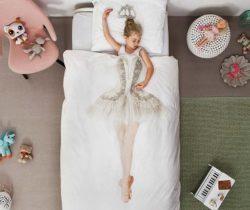 ballerina bedding set