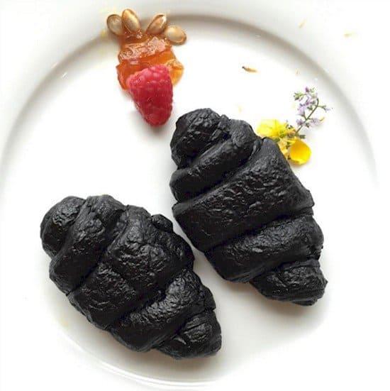 black turdy food
