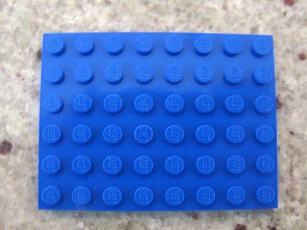 blue lego