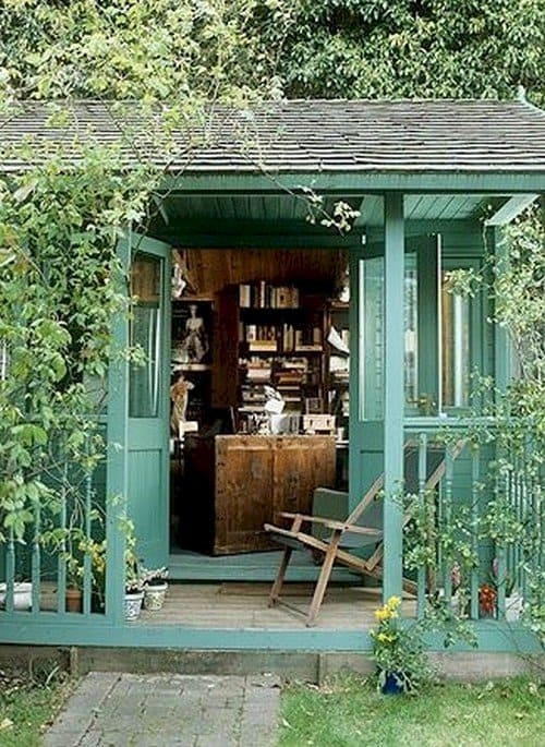 book nook shed