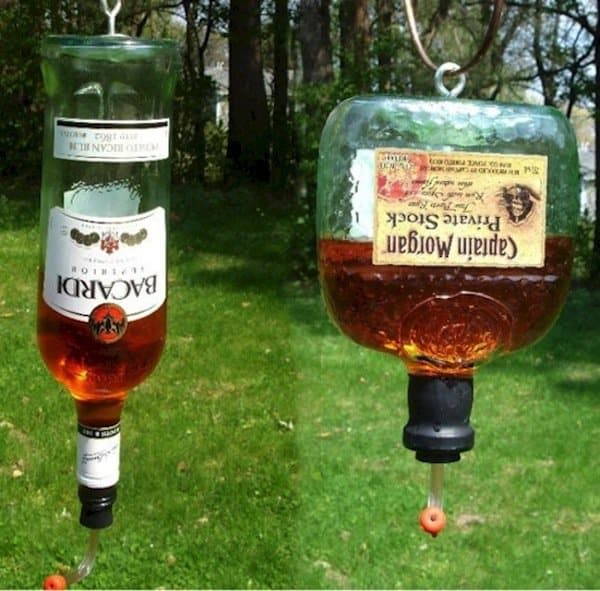12 Awesome Designs Made Out Of Old Beer Bottles Or Cans