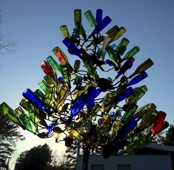 bottles-tree