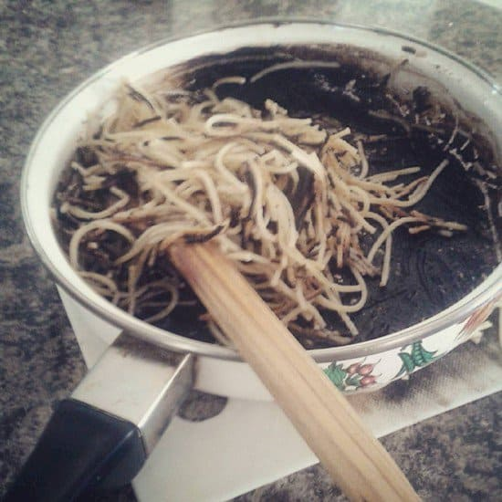 12 People Who Totally Failed In The Kitchen