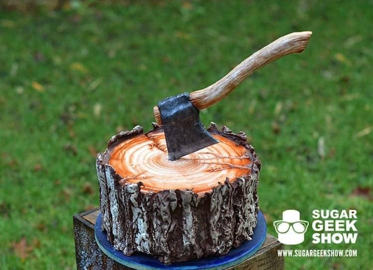 cake-axe
