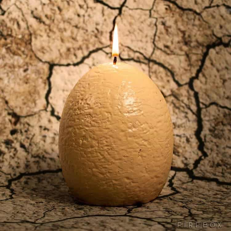 candle-egg