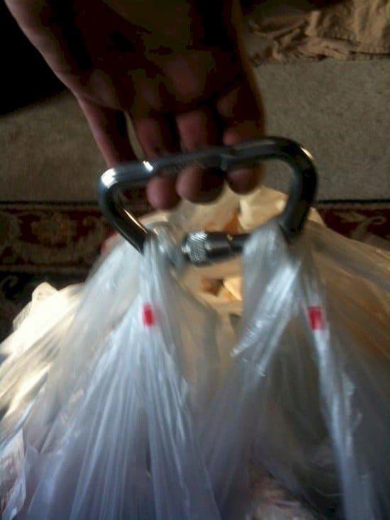 carabiner bags