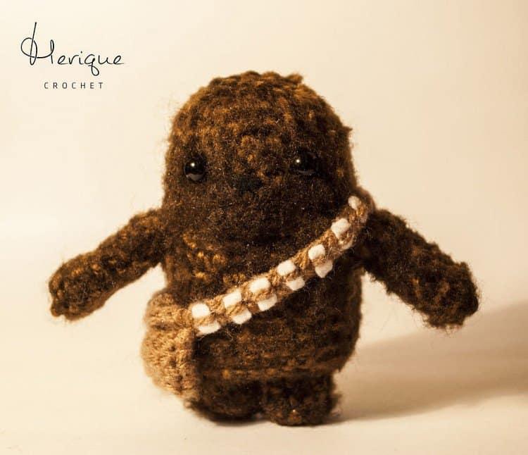 chewie crochet