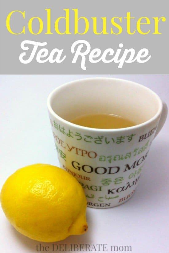 coldbuster tea