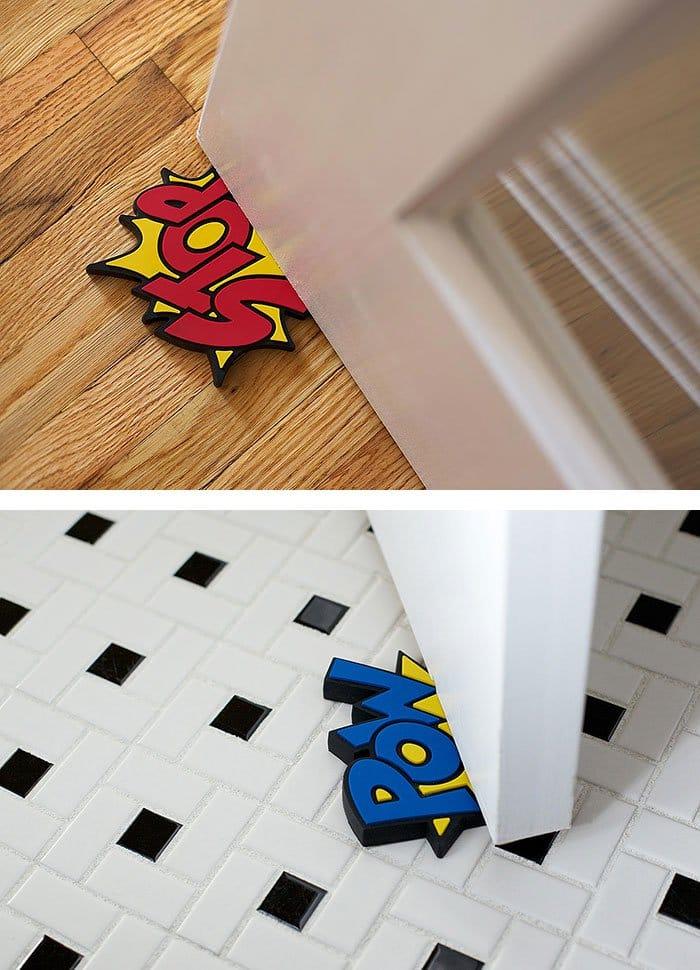 comic doorstops
