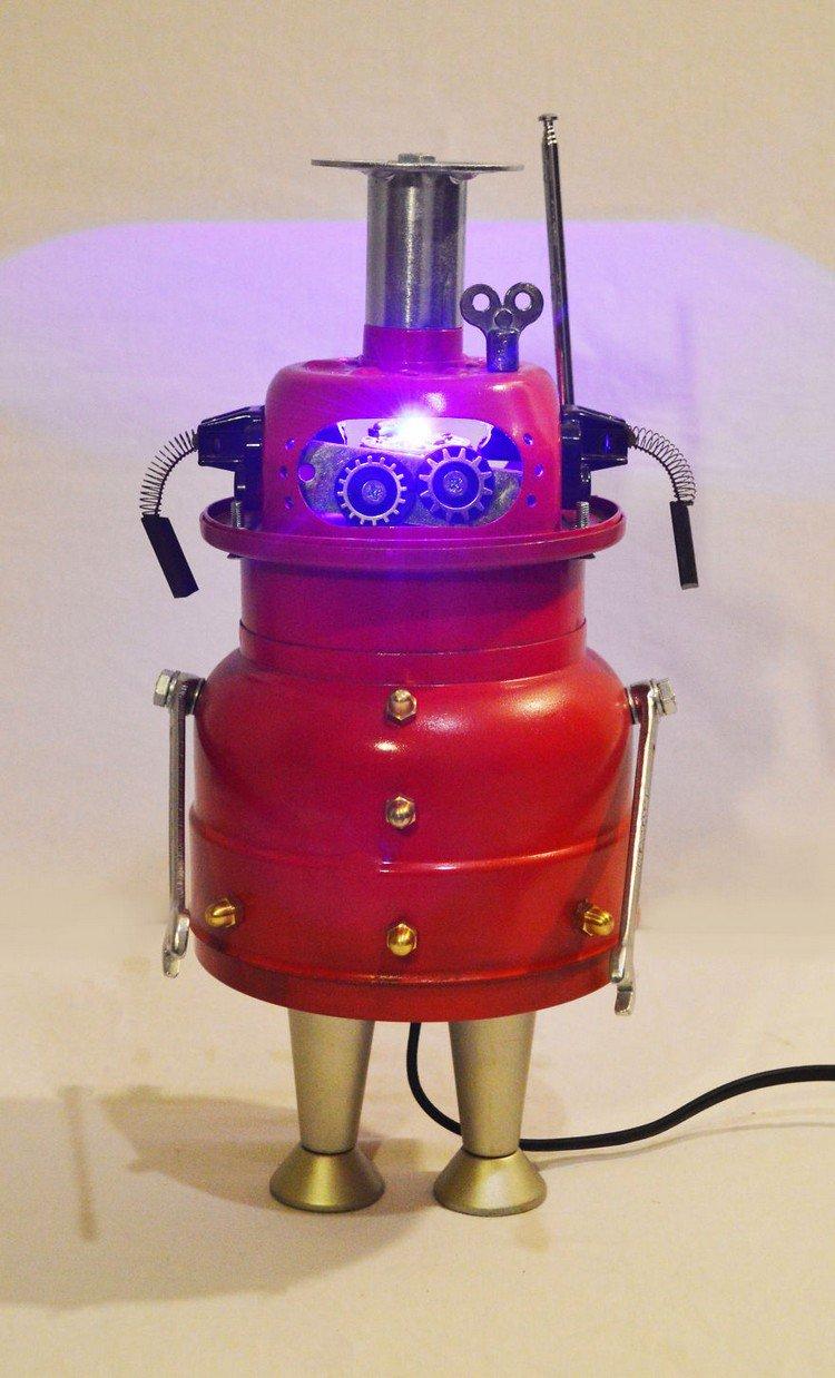 cook robot lamp