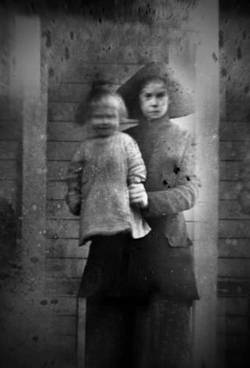 12 Creepy Photos That Will Give You Chills