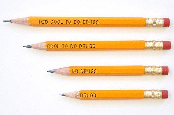 drugs pencil