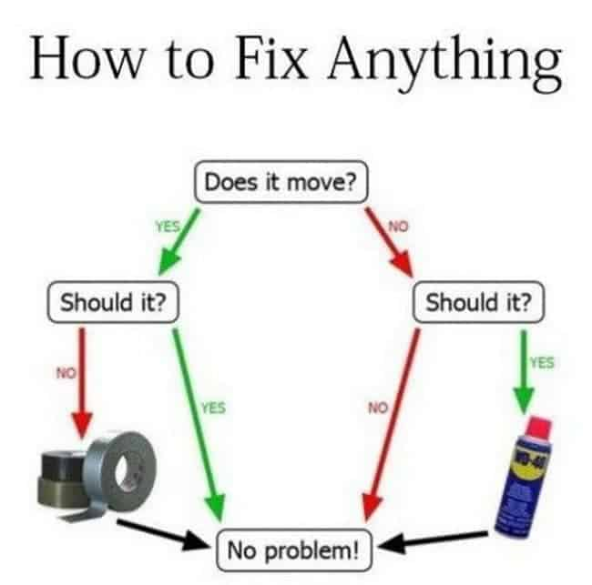 fix anything