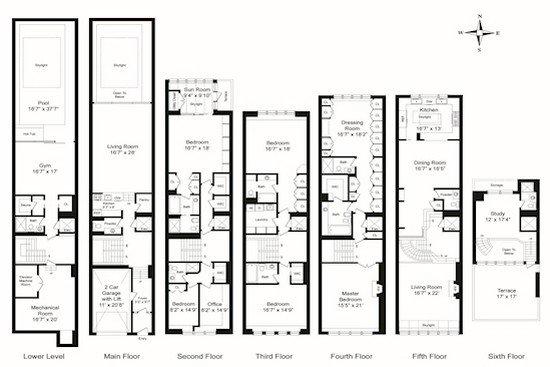floor plan home nyc