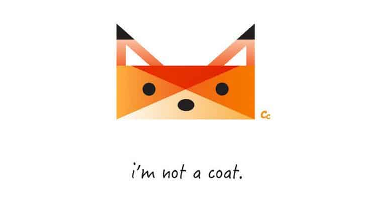 fox not coat