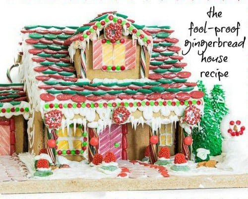 gingerbread house expectation