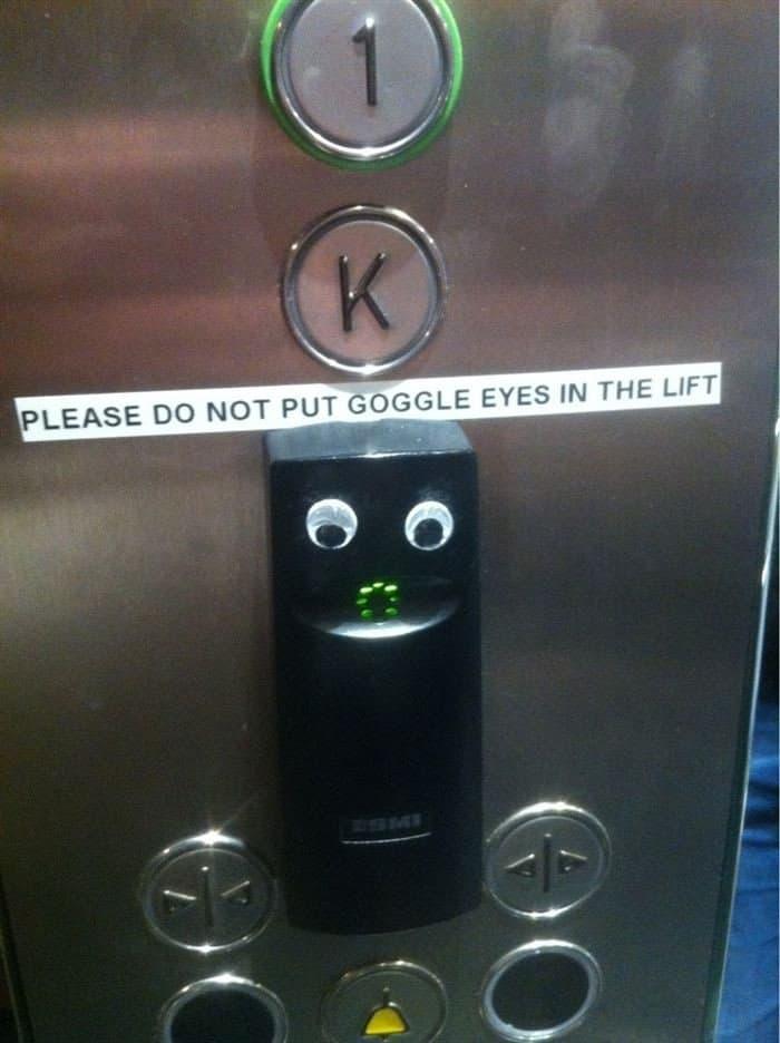goggle eyes lift