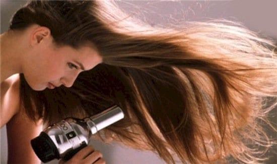hair-dry