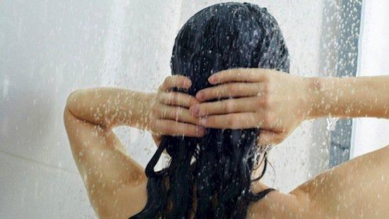 hair-rinse