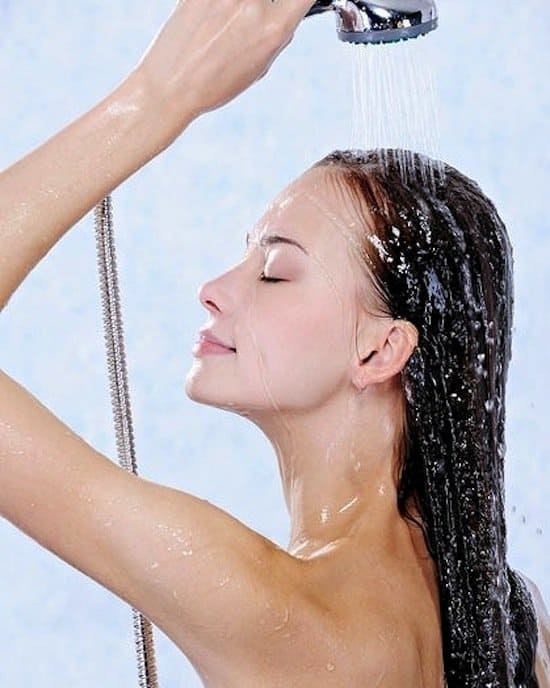 hair-shower