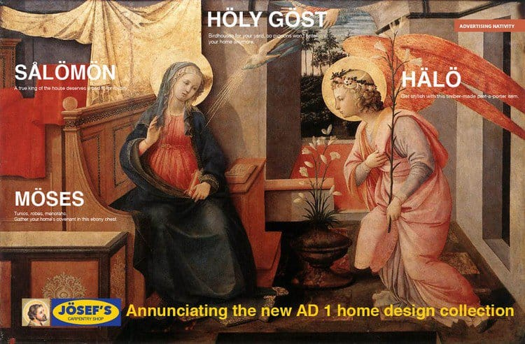 home design ad